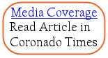 The Coronado Times is a leading news source on the Island for all things Coronado